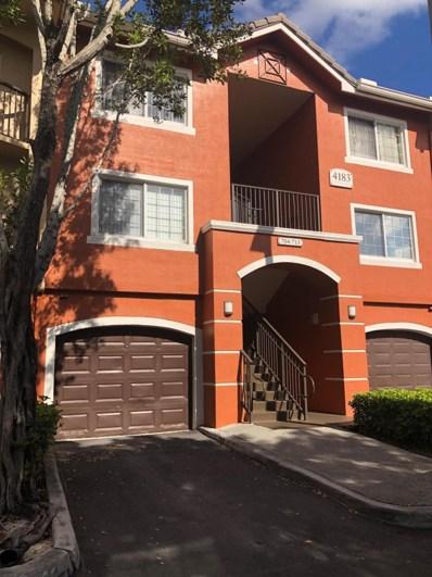 4183 Haverhill Road UNIT 704, West Palm Beach, FL 33417 - #: RX-10487695