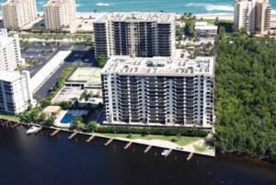 3400 S Ocean Boulevard UNIT 3k, Highland Beach, FL 33487 - MLS#: RX-10487791