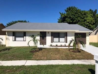 5984 Judd Falls Road, Lake Worth, FL 33463 - #: RX-10487795