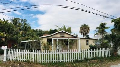 4581 Steele Street, West Palm Beach, FL 33417 - MLS#: RX-10487800