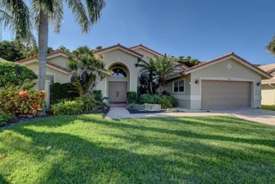 7440 Falls Road W, Boynton Beach, FL 33437 - MLS#: RX-10487806