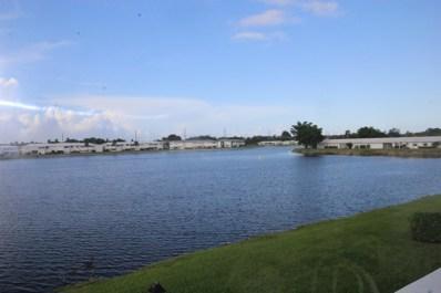 1801 Ocean Drive UNIT 213, Boynton Beach, FL 33426 - MLS#: RX-10487818