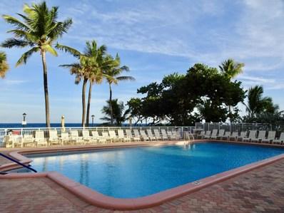 1050 Hillsboro Mile UNIT 503w, Hillsboro Beach, FL 33062 - MLS#: RX-10487956
