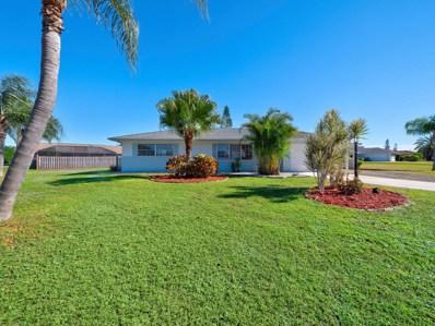 497 NE Mainsail Street, Port Saint Lucie, FL 34983 - MLS#: RX-10488013