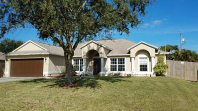 1049 SW Charcoal Avenue, Port Saint Lucie, FL 34953 - MLS#: RX-10488100