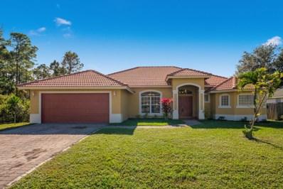 1750 SW Desert Avenue, Port Saint Lucie, FL 34953 - MLS#: RX-10488165