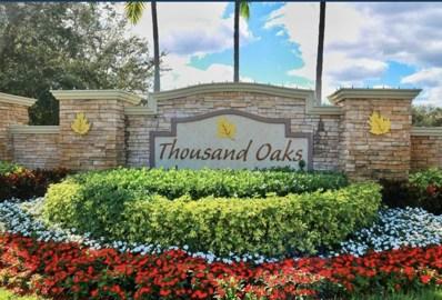 2050 Oakhurst Way Way, Riviera Beach, FL 33404 - MLS#: RX-10488237