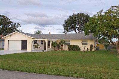 457 SE Skipper Lane, Port Saint Lucie, FL 34983 - #: RX-10488238
