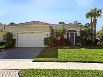 635 SW Indian Key Drive, Port Saint Lucie, FL 34986 - MLS#: RX-10488276