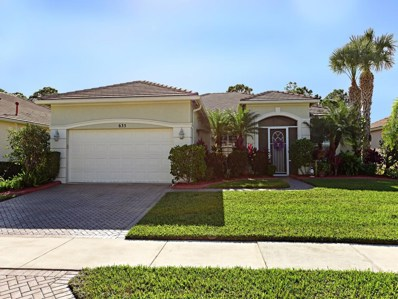 635 SW Indian Key Drive, Port Saint Lucie, FL 34986 - #: RX-10488276