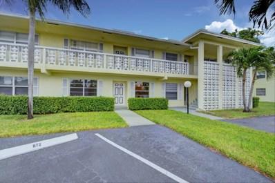 1151 Calamondin Terrace UNIT 103, Delray Beach, FL 33445 - MLS#: RX-10488313