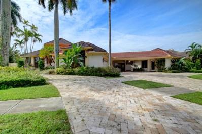 6000 Hollows Lane, Delray Beach, FL 33484 - MLS#: RX-10488328