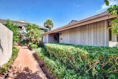 7063 Rain Forest Drive UNIT C-5, Boca Raton, FL 33434 - MLS#: RX-10488339