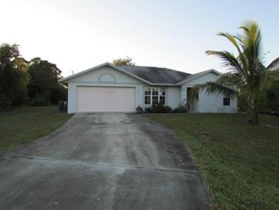 272 SW Crescent Avenue, Port Saint Lucie, FL 34984 - MLS#: RX-10488375
