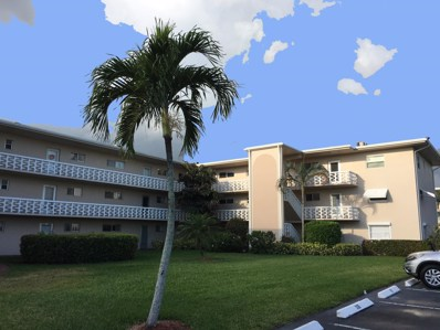 2812 S Garden Drive UNIT 307, Lake Worth, FL 33461 - #: RX-10488511