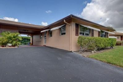 748 Whippoorwill Lane, Delray Beach, FL 33445 - MLS#: RX-10488543