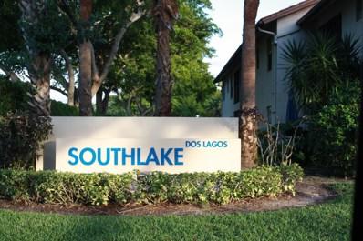 1 Via De Casas Sur UNIT 102, Boynton Beach, FL 33426 - MLS#: RX-10488555