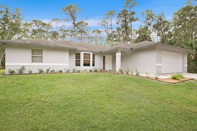 14666 Gruber Lane, Loxahatchee Groves, FL 33470 - MLS#: RX-10488565