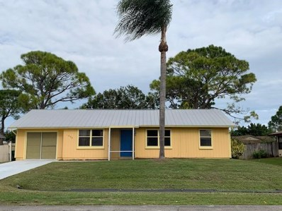1643 SE Biddle Lane, Port Saint Lucie, FL 34983 - #: RX-10488599