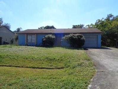 544 NW Azalea Avenue, Port Saint Lucie, FL 34986 - #: RX-10488626