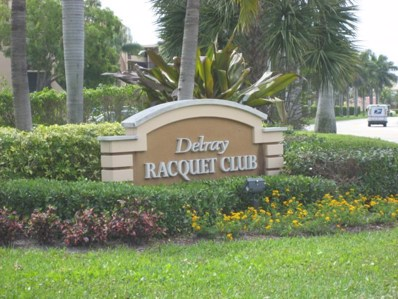 950 Egret Circle UNIT 5405, Delray Beach, FL 33444 - MLS#: RX-10488691