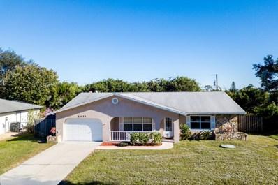 2471 SE Wald Street, Port Saint Lucie, FL 34984 - MLS#: RX-10488718