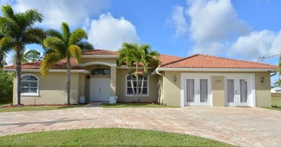 286 NW Bayshore Boulevard, Port Saint Lucie, FL 34983 - MLS#: RX-10488739