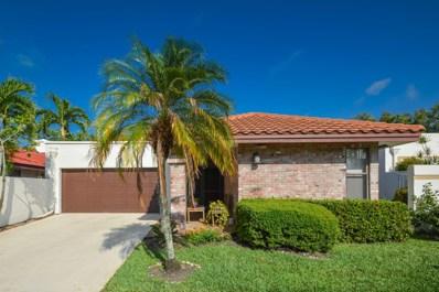 6917 Palmar Court, Boca Raton, FL 33433 - MLS#: RX-10488795