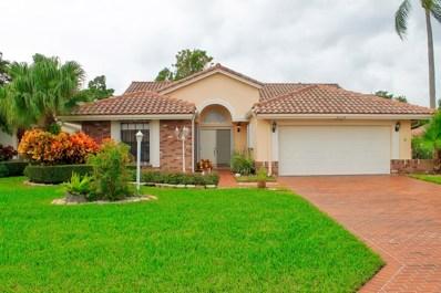 4734 Capstar Drive, Boynton Beach, FL 33436 - MLS#: RX-10488843
