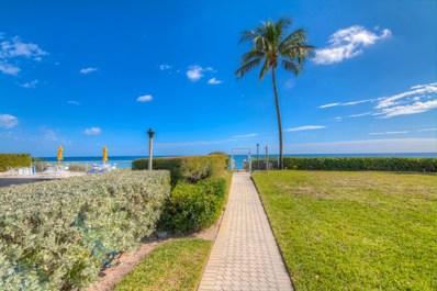 3230 S Ocean Boulevard UNIT A102, Palm Beach, FL 33480 - #: RX-10489036