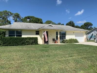 929 SW John MacCormack Terrace, Port Saint Lucie, FL 34953 - #: RX-10489170