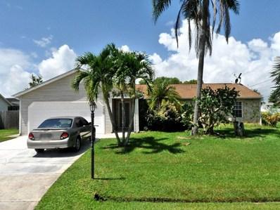 2873 SE Rawlings Road, Port Saint Lucie, FL 34952 - MLS#: RX-10489184