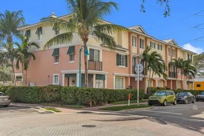 240 NE 2nd Street UNIT 6-A, Delray Beach, FL 33444 - #: RX-10489186