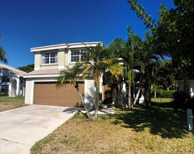 8130 Mystic Harbor Circle, Boynton Beach, FL 33436 - MLS#: RX-10489277