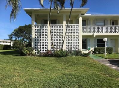 2721 SW 15th Street UNIT 201, Delray Beach, FL 33445 - MLS#: RX-10489282
