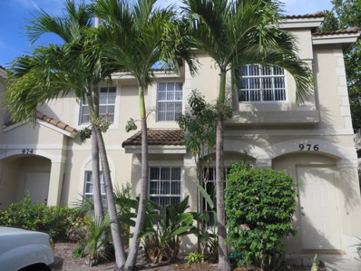 976 Summit Lake Drive, West Palm Beach, FL 33406 - MLS#: RX-10489284