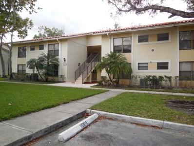 1581 Balfour Point Drive UNIT D, West Palm Beach, FL 33411 - MLS#: RX-10489347