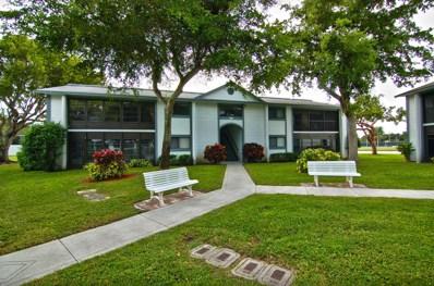 15457 Lakes Of Delray Boulevard UNIT 101, Delray Beach, FL 33484 - #: RX-10489369