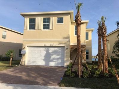 743 NW Leonardo Circle, Port Saint Lucie, FL 34986 - MLS#: RX-10489396