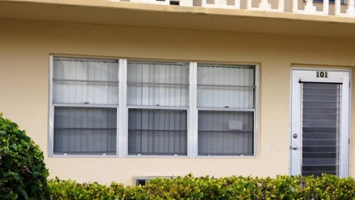 101 Berkshire E, West Palm Beach, FL 33417 - MLS#: RX-10489455