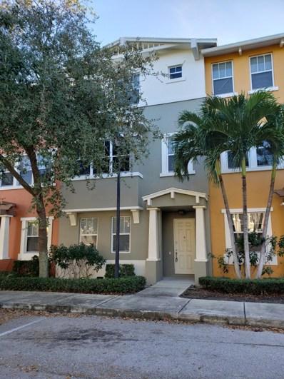 1717 Borrego Way UNIT 4, West Palm Beach, FL 33401 - MLS#: RX-10489504