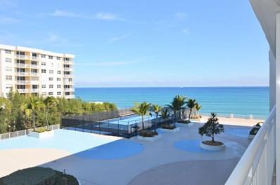 3546 S Ocean Boulevard UNIT 524, South Palm Beach, FL 33480 - #: RX-10489514
