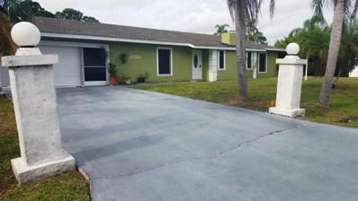 1550 SW Broadview Street, Port Saint Lucie, FL 34953 - MLS#: RX-10489638