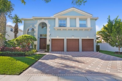 3105 Hartridge Terrace, Wellington, FL 33414 - #: RX-10489652