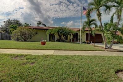 8100 E Country Club Boulevard, Boca Raton, FL 33487 - MLS#: RX-10489734