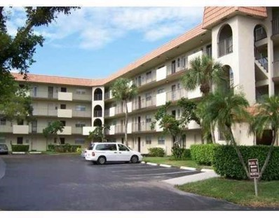 6001 N Falls Cir Drive UNIT 302, Lauderhill, FL 33319 - MLS#: RX-10489832