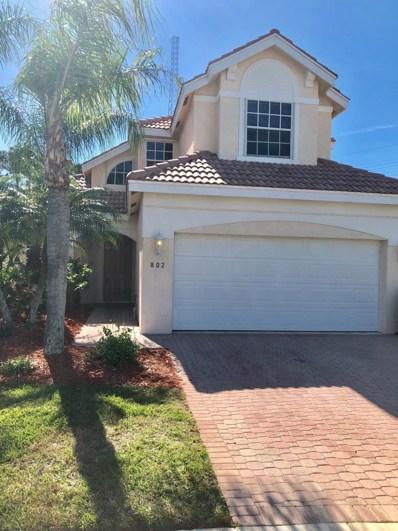 802 SW Munjack Circle, Port Saint Lucie, FL 34986 - MLS#: RX-10489833