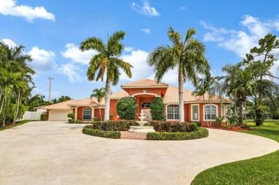 13787 Staimford Drive, Wellington, FL 33414 - MLS#: RX-10489931