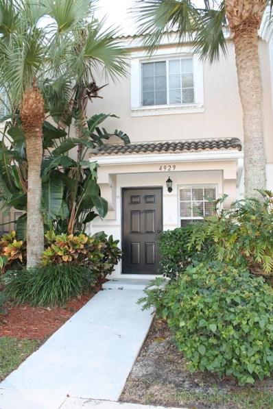 4929 Palmbrooke Circle, West Palm Beach, FL 33417 - MLS#: RX-10490129