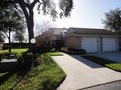 8175 Springlake Drive UNIT A, Boca Raton, FL 33496 - #: RX-10490143